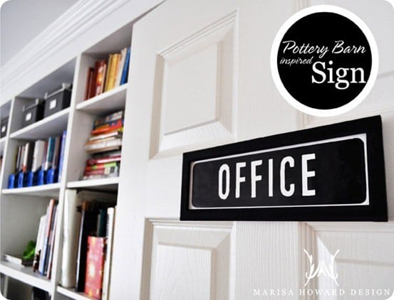 Office Sign Knockoffdecor Com