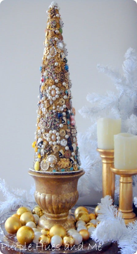 Jeweled Christmas Tree Knockoffdecor Com