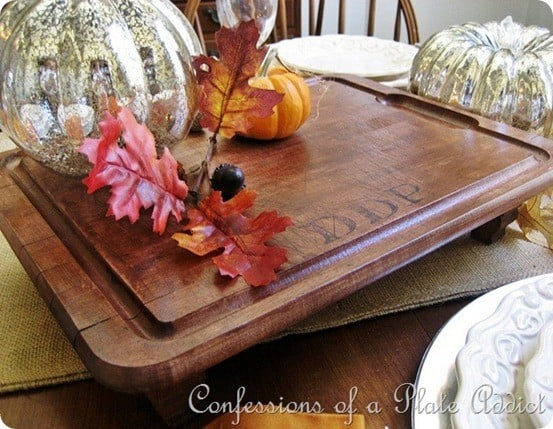 CONFESSIONS OF A PLATE ADDICT Pottery Barn Inspired Monogrammed Board 5_thumb[5]
