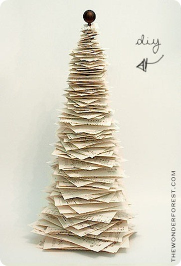 anthro knock off paper tree