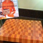 Checkerboard Butcher Block