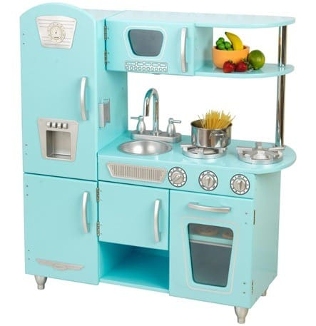 Kidkraft Wooden Play Kitchen retro play kitchen | winda 7 furniture