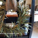 Mini Chair Wreaths