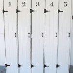 Garage Cubby Lockers
