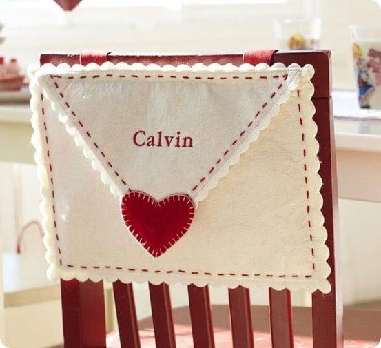 Envelope Chair Backer