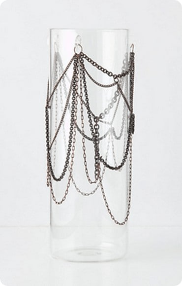 anthro chained vase