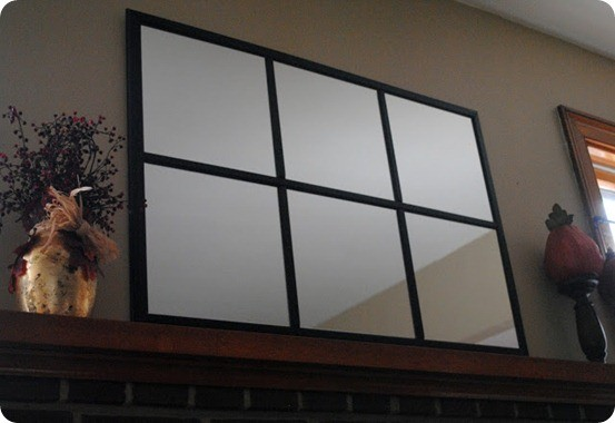 diy multipanel mirror