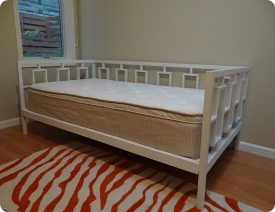 how to make your own daybed