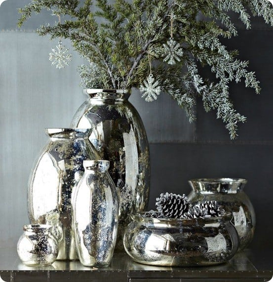 west elm mercury vase