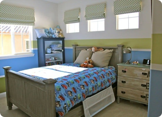 Refinished Bed With Weathered Finish Knockoffdecor Com