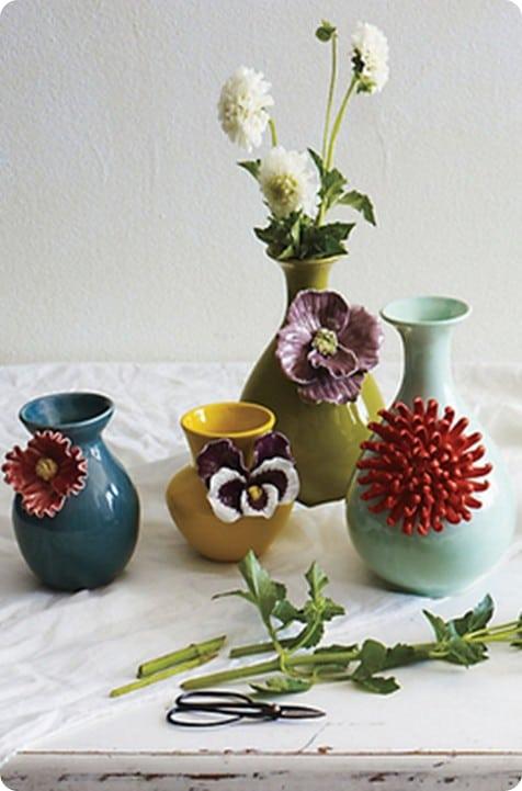 anthro flower vases