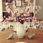 Easter Egg Branches Centerpiece