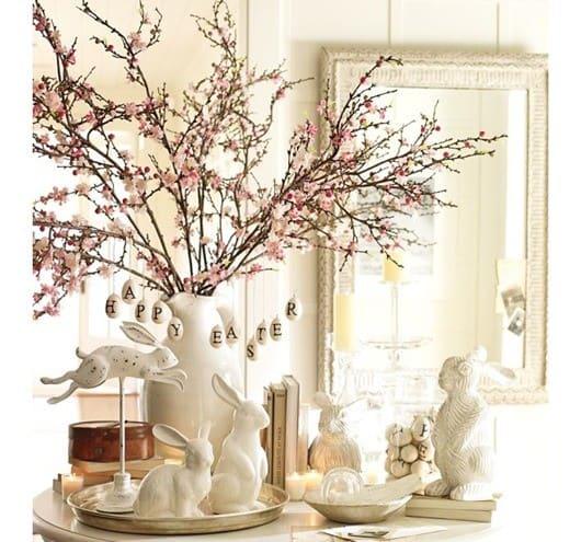 happy easter vase filler
