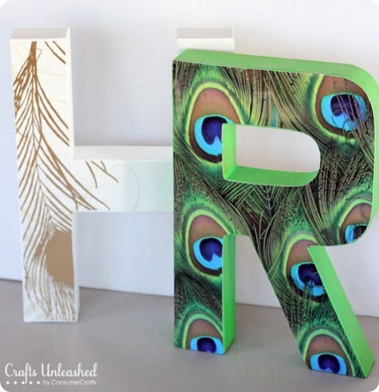 DIY-monogram-Anthro-knock-off