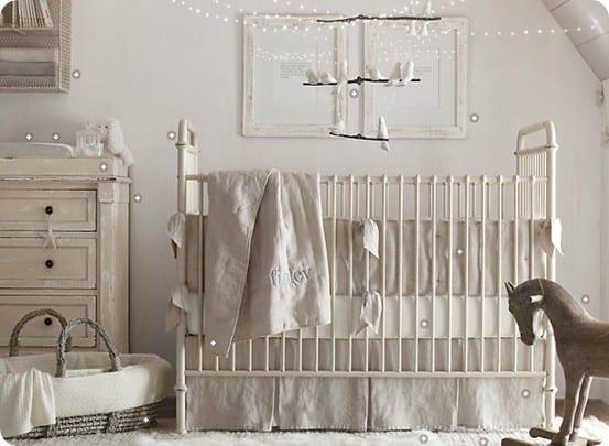rh baby and child nursery inspiration
