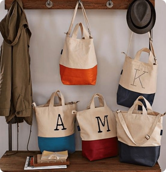 Baggu Bag Collection from West Elm