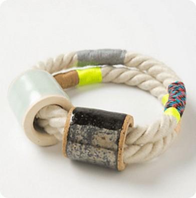 anthro hawley bracelet