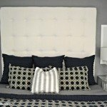 diy tufted headboard inspired by west elm