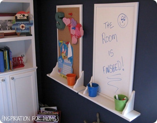 kids art boards