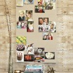 Display Your Photos on a Fabric Pinboard