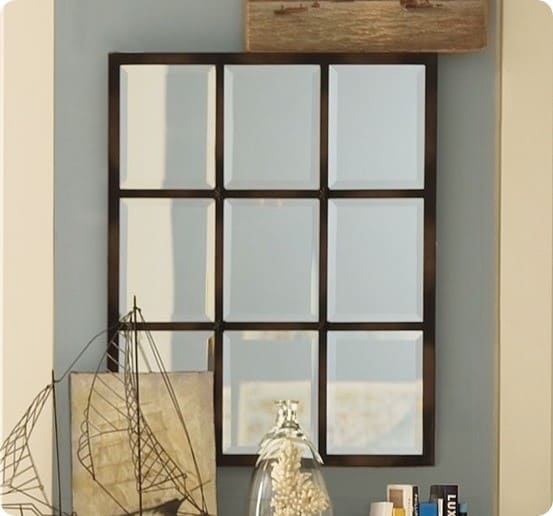 eagan multipanel mirror from pottery barn