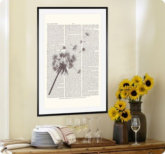 flower framed print by zlatka paneva
