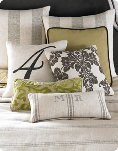 french laundry home pillows from horchow
