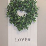 "A Heart Wreath You Will ""Love"""
