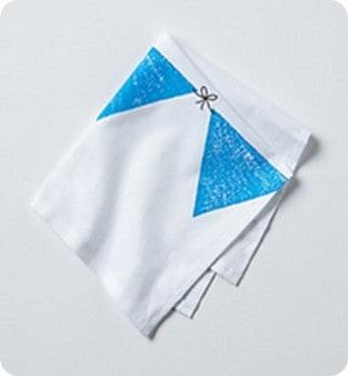 block party napkin