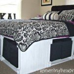 Best of PB #3: Platform Storage Bed for a College Dorm Room