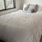 Ruffled Duvet Cover from Sheets