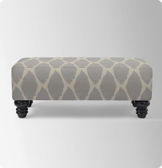 west elm essex bench