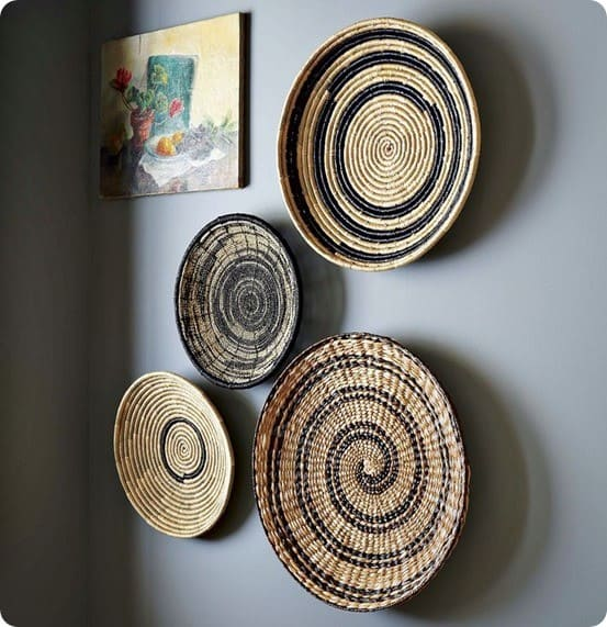 Decorative Bowl Wall Art
