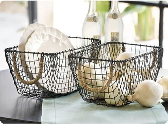 cleo baskets