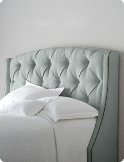 Tufted Headboard with Wings 416 x 542