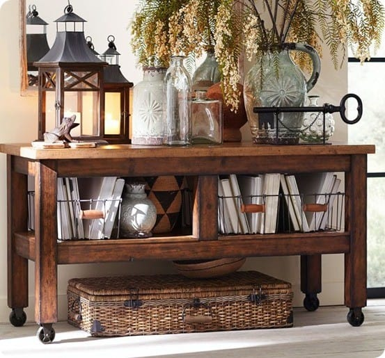 taylor console table