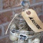 Mini Skulls Vase Filler