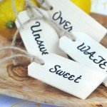 Easy Beverage Tags for the Hostess
