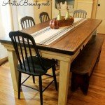 Farmhouse Table for Under $100