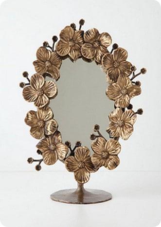 edelweiss vanity mirror