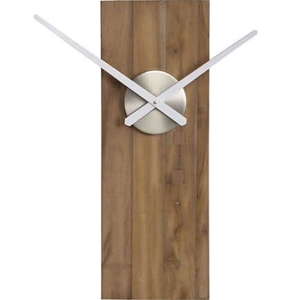 allways hanging clock