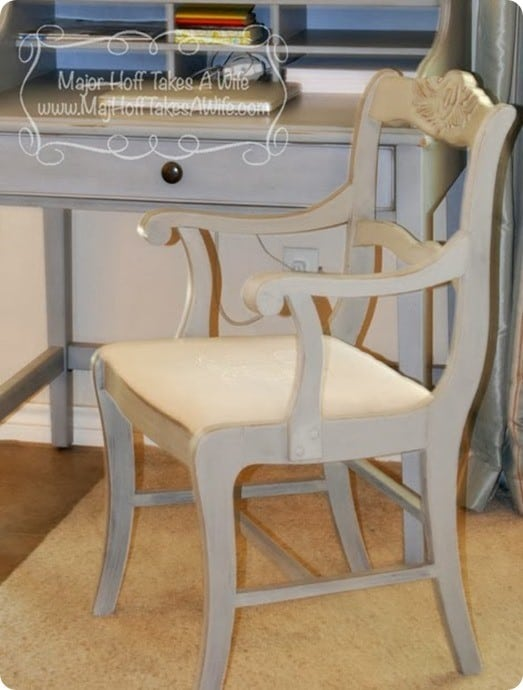 ballard inspire chair makeover