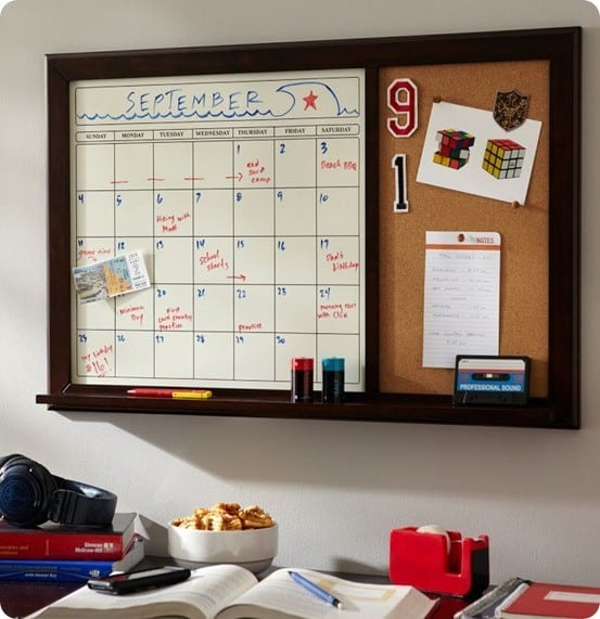 Teen Calendar And Command Center