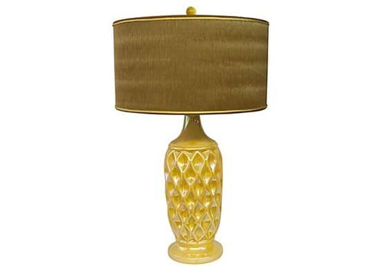 honeycomb lamp 2