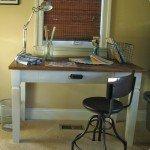 Pottery Barn Inspired Desk Makeover