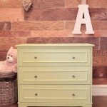 Changing Table and Dresser That Grows With Baby