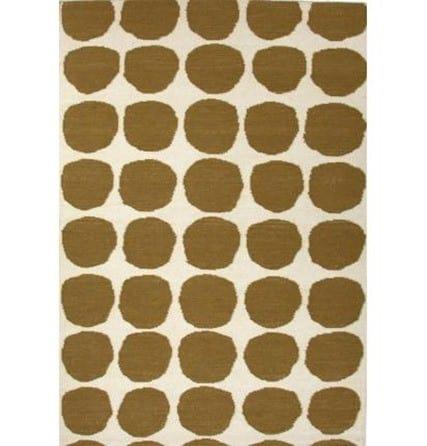 paint dot rug