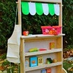 Multi-Purpose Kids Play Stand