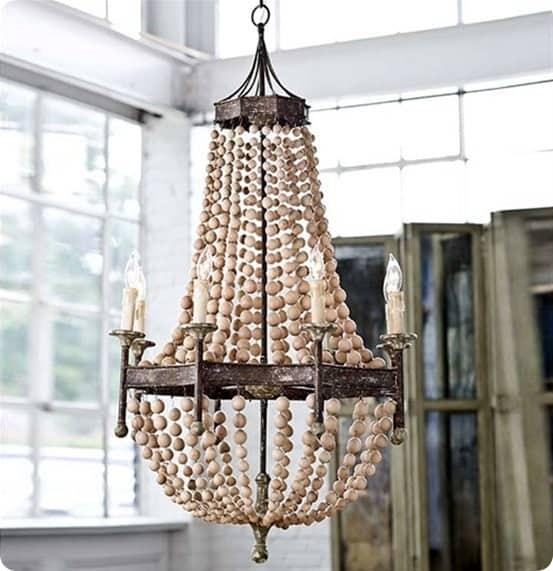 regina andrew lighting wood chandelier