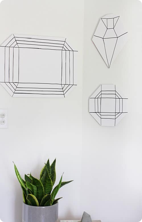 gem wall art